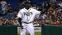 Soriano sets Rays' saves record