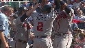 Gonzalez&#039;s three-run homer
