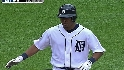 Santiago's three-run blast