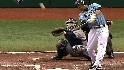 Jennings' RBI triple