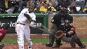 Alvarez&#039;s two-run double