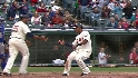 Brantley's two-run double