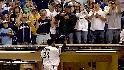 Fielder takes a curtain call