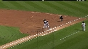 Buehrle&#039;s nice play