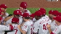 Phillies clinch NL East