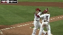 Holliday's two-run shot