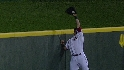 Stubbs&#039; great leaping catch