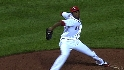 Chapman&#039;s win helps Reds clinch