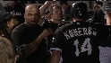 Konerko&#039;s game-tying double