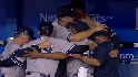 Yankees clinch playoff spot