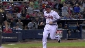 Hinske's bases-loaded walk