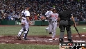 Pie&#039;s two-run triple
