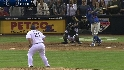 Bell rings up the save