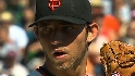 Bumgarner&#039;s strong start