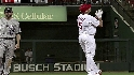 Pujols&#039; RBI double