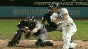 Stanton's three-run smash
