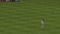 Tulo's over-the-shoulder catch