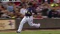Cuddyer's RBI triple