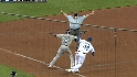 Upton steals third