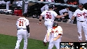 Pie's two-run triple