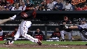 Markakis' solo home run