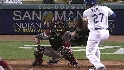 Kemp's RBI hit-by-pitch