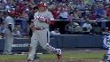 Utley's RBI single