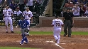 Wallace&#039;s two-run double