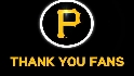 Thank You from the Pirates