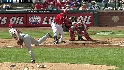 Borbon's RBI single
