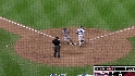Maxwell's bases-loaded walk