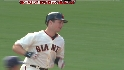 Posey&#039;s solo home run