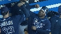 Rays learn that they won AL East
