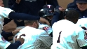 Twins take it to the playoffs