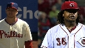 Reds, Phillies set to square off