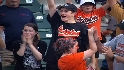 Thank You Orioles fans