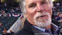 Jack Morris watches Halladay
