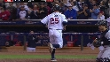 Valencia draws walk to tie game