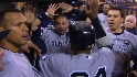 Yankees&#039; four-run sixth