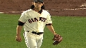Lincecum on NLDS Game 1 start