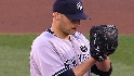 Pettitte earns the win