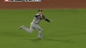 Ankiel's tough catch