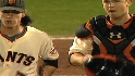 Lincecum, Posey on Game 1