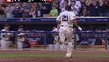 Valencia's sacrifice fly
