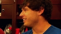 Kinsler talks antlers