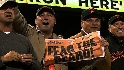 Fans support Wilson, Giants