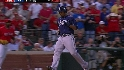 Pena's game-tying single