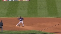 Hardy starts double play