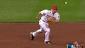 Rolen boots a ball