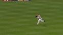 Stubbs' running grab